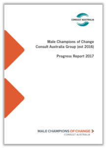 Consult Australia 2017 Progress Report