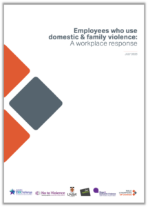 employees who use domestic and family violence