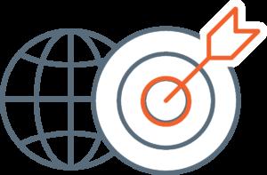 Prioritising Achieving progress Icon