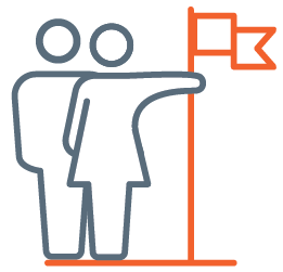 Women leaders icon