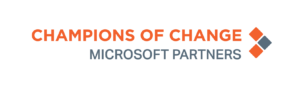 Champions of Change Microsoft Group Logo