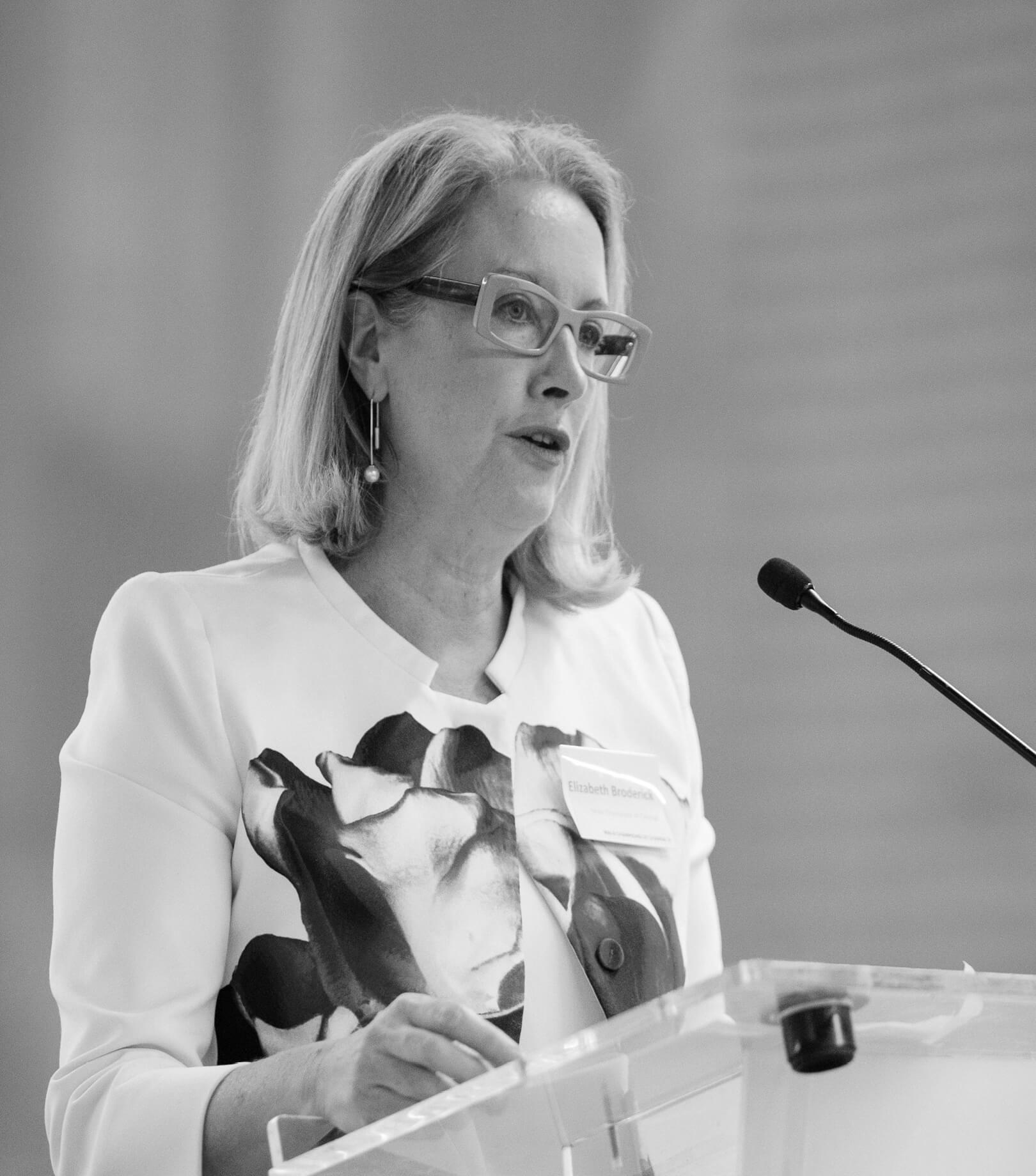 Elizabeth Broderick Speech
