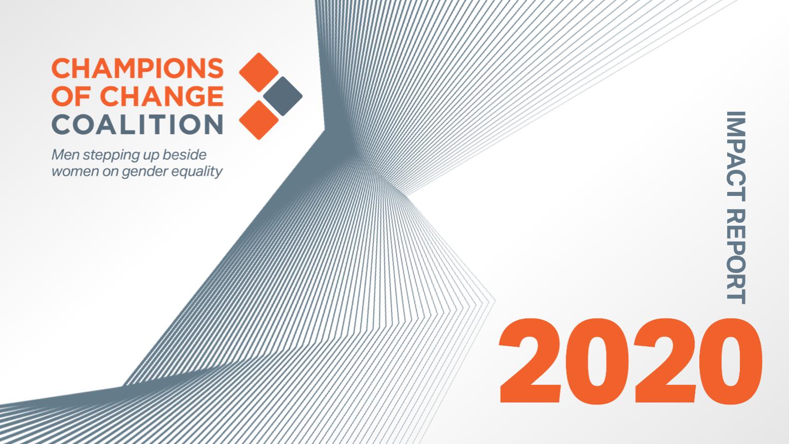 Champions of Change Coalition Impact Report 2020