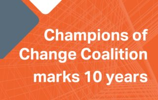 Champions of Change Marks 10 Years