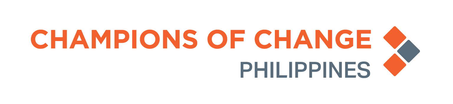 Champions of Change Philippines Group Logo