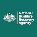 National Bushfire Recovery Agency - logo