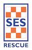 State Emergency Service South Australia (SES) Logo